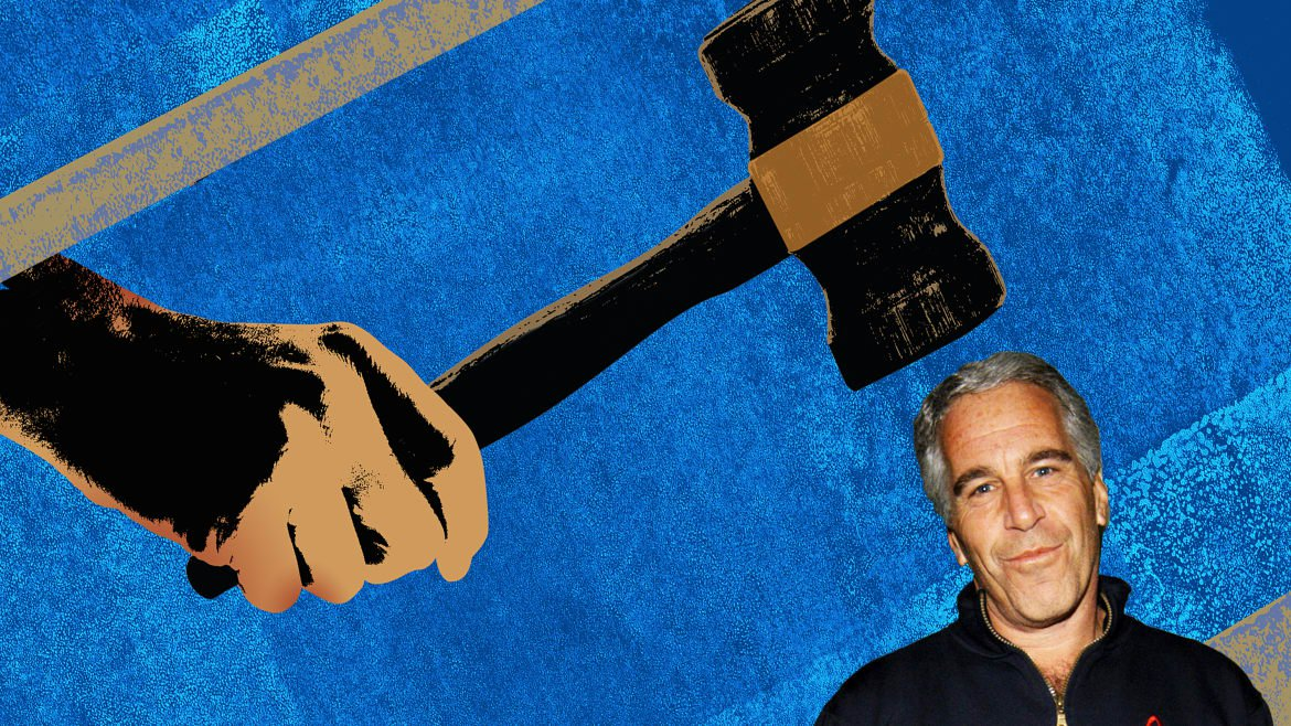 Jeffrey Epstein Shouldn't Expect to Wriggle Free Again