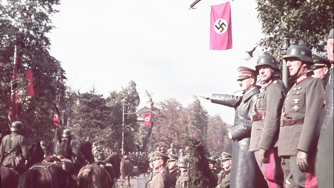 My Father's Lifelong Torment Over Hitler's Polish Invasion