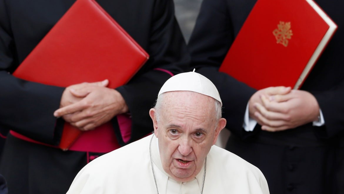 Vatican Accuses Team Trump of Trying to Exploit Pope Francis