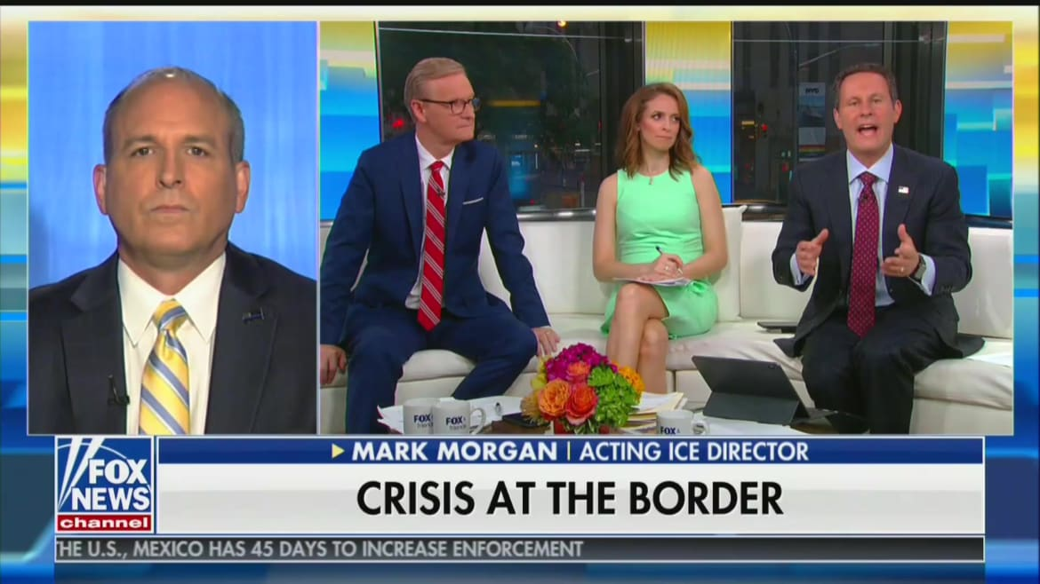 Fox's Brian Kilmeade on Concerns About Detention Camp Conditions: 'Never Going to Have a Hyatt'
