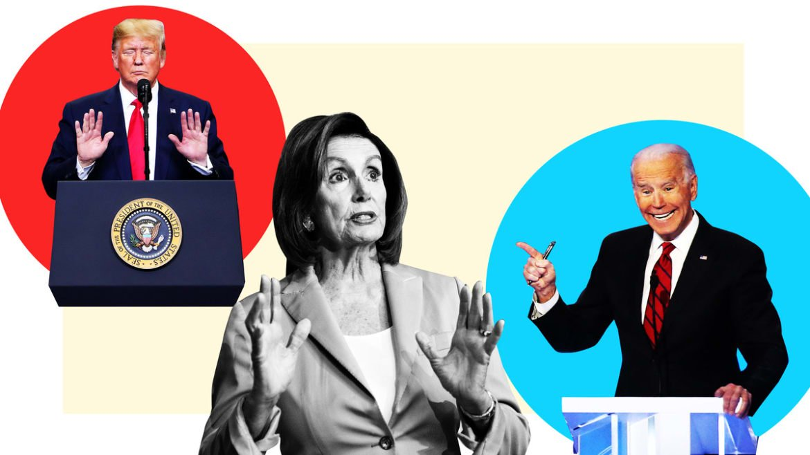 Pelosi Tried to Shield Biden From Debate Debacle but Ended Up Making the Target Bigger