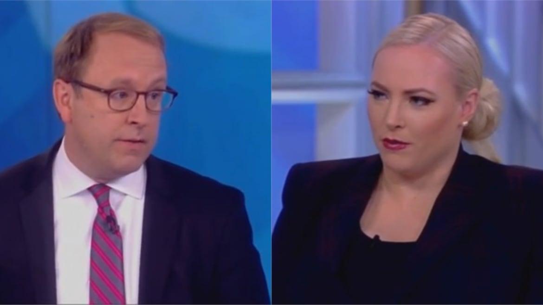 Jon Karl Schools Meghan McCain: Actually, It's 'Very Easy to Understand' Why Trump's Ukraine Call Is 'Bad'
