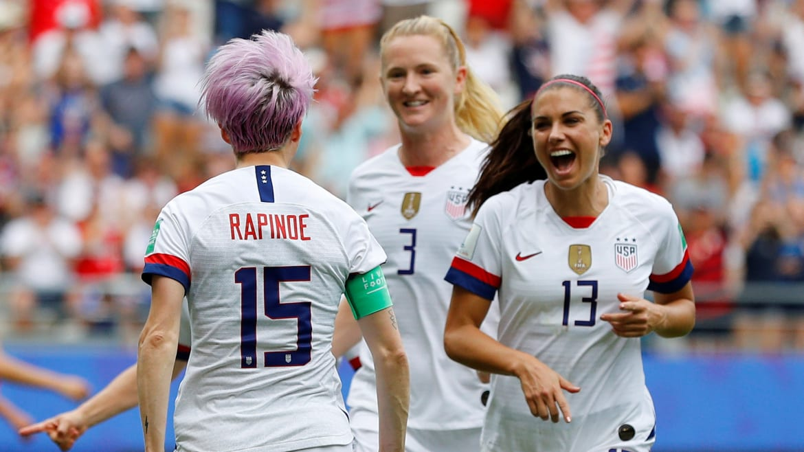 2019 Women's World Cup Finals: USA vs. Netherlands, How to Watch and Live Stream Online