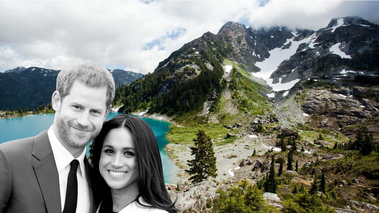 Meghan Markle and Prince Harry's Unusual, Rustic Island Paradise