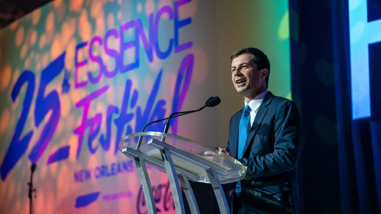 Pete Buttigieg Uses Essence Festival to Start His Rehab With Black Voters