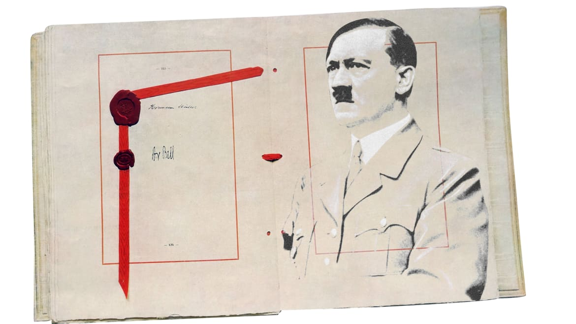 The Day That Obsessed Adolf Hitler