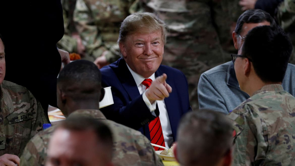 Trump Campaign Uses Footage From Poland, South Africa in 'American Dream' Thanksgiving Ad
