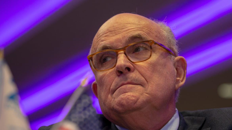 Rudy Giuliani: Chief Justice Can Dismiss Trump's Impeachment