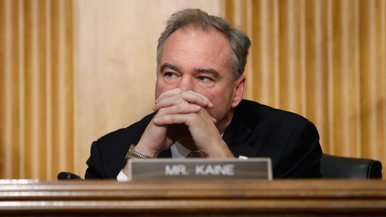 Senator Predicts a Dozen GOPers Might Break with Trump over Iran