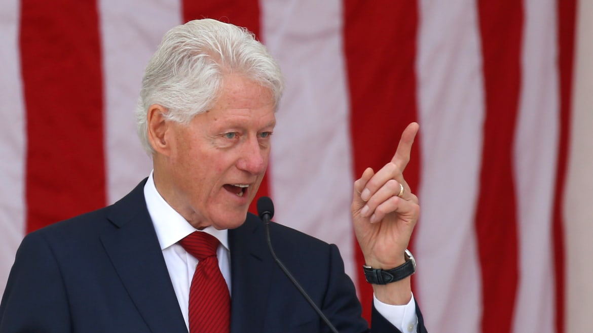 Bill Clinton: I Flew With Jeffrey Epstein but Knew 'Nothing' About 'Terrible Crimes'