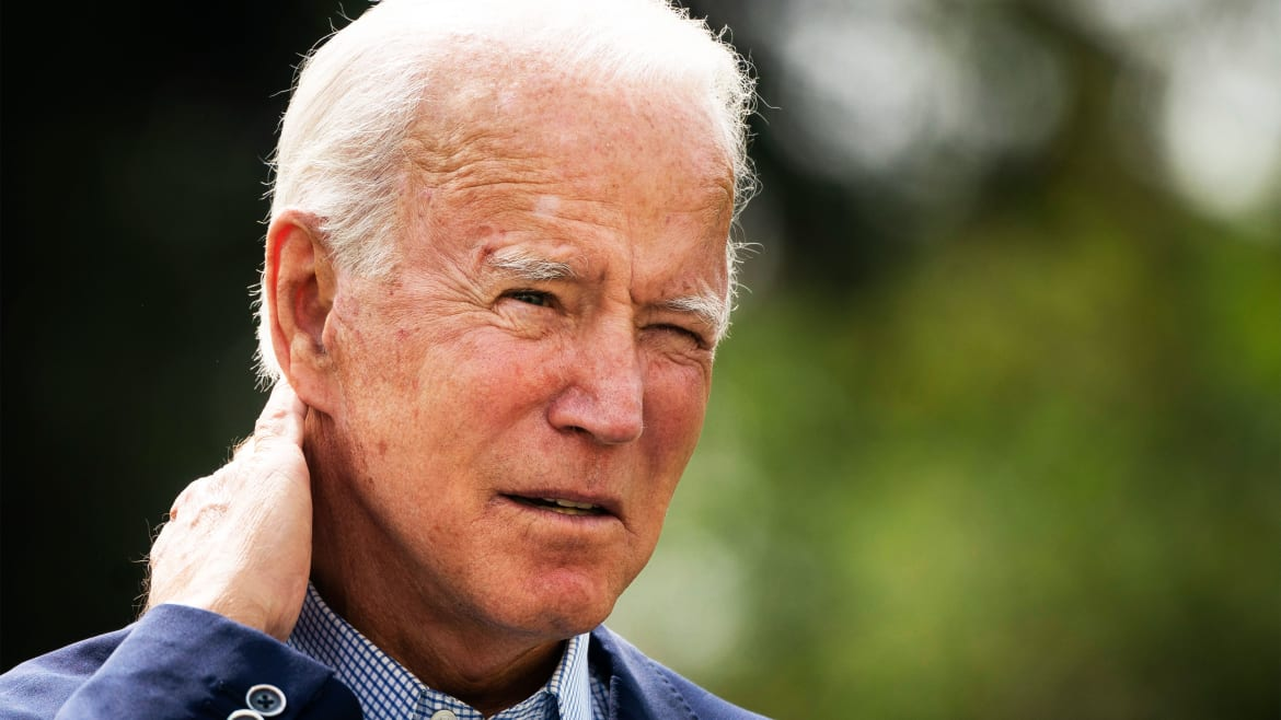 'Democrat Voters Against Joe Biden' Group Has Trump Fanatics, a Psychic, but No Actual Dems