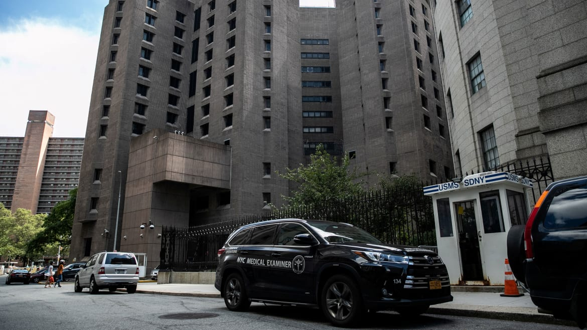 Jeffrey Epstein's Body Claimed by His Brother