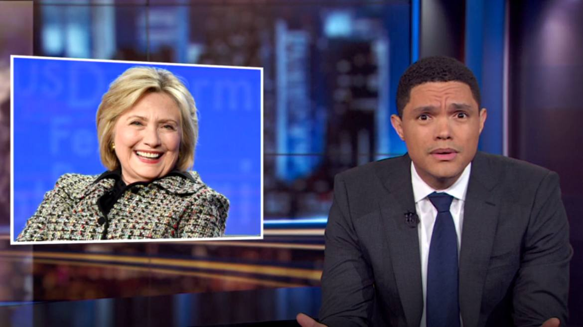 Trevor Noah Drags Hillary Clinton for Slamming Bernie Sanders: 'This Is Not the Time to Reopen Old Wounds'