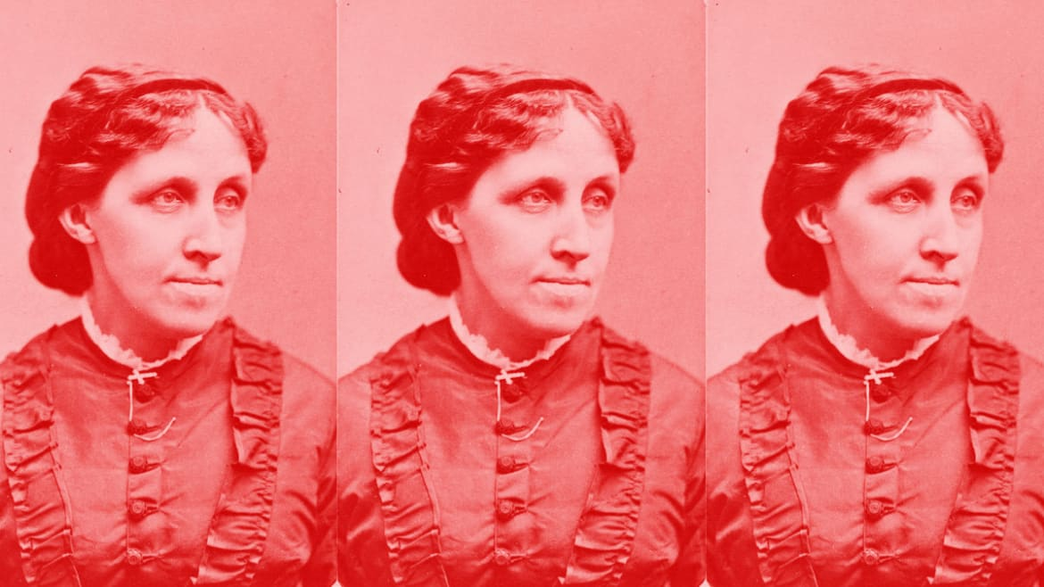 Louisa May Alcott's Courageous Career as a Civil War Nurse