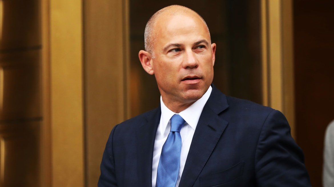 Michael Avenatti Tossed in Jail for 'Foreseeable Future'