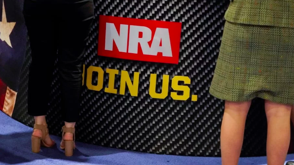 Not Even 'Thoughts and Prayers' From NRA—Just Boasts About Its Legislative Wins