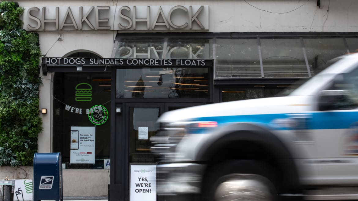 Fox News Stars Push Shake Shack Cop Poisoning Claim Even After NYPD Debunked It