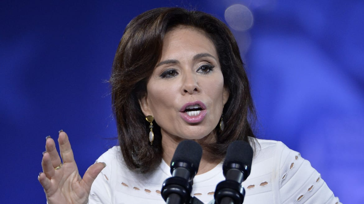 Fox News Host Jeanine Pirro: Dems Plotting to 'Replace American Citizens With Illegals'