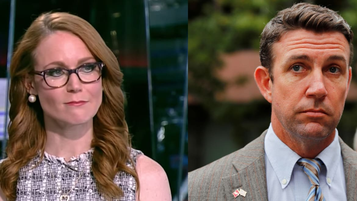 Ex-GOP House Staffer Rory Riley-Topping: Duncan Hunter Groped Me in 2014