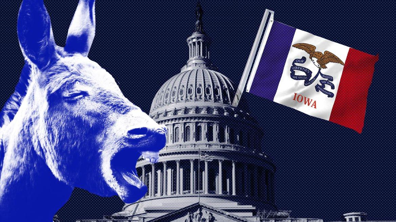 Iowa Dems Furious With DNC for Killing Virtual Caucus Plan