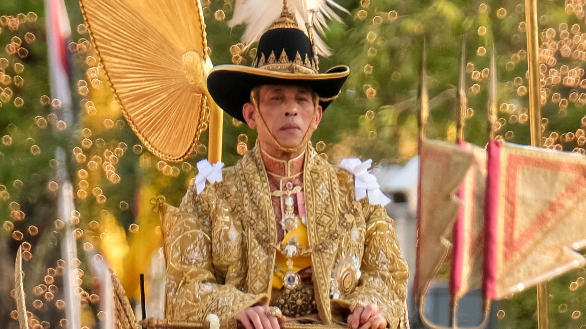 King of Thailand Runs Out of Friends, at Home and Abroad