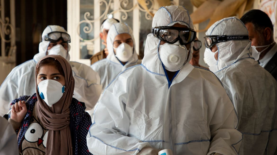 Iran Can't Hide Its Coronavirus Explosion, But It's Trying Hard—and Putting the World in Danger