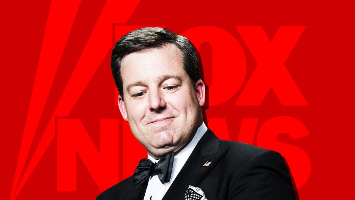 Ed Henry's Accusers Say His Behavior Was an Open Secret at Fox News