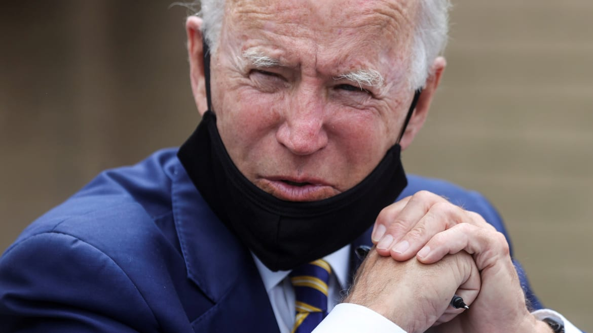 Dems: Biden Could Shoot Me on 5th Ave. And I'd Still Vote for Him