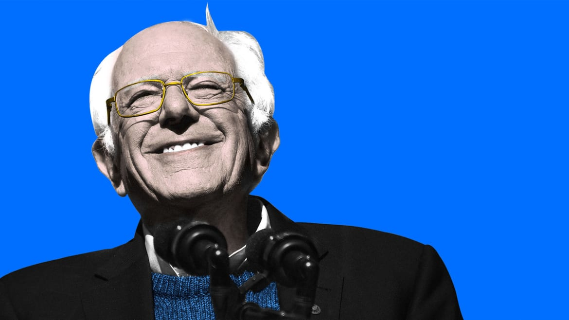 Yes, Bernie Sanders Could Be the Nominee—and It Would Be an Epic Nightmare for Democrats