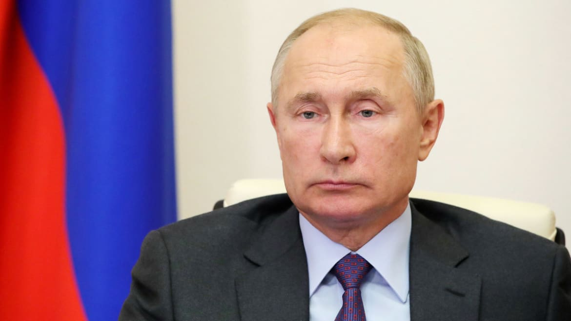 Putin Is Facing the Toughest Fight of His Presidency as Former USSR Goes up in Flames