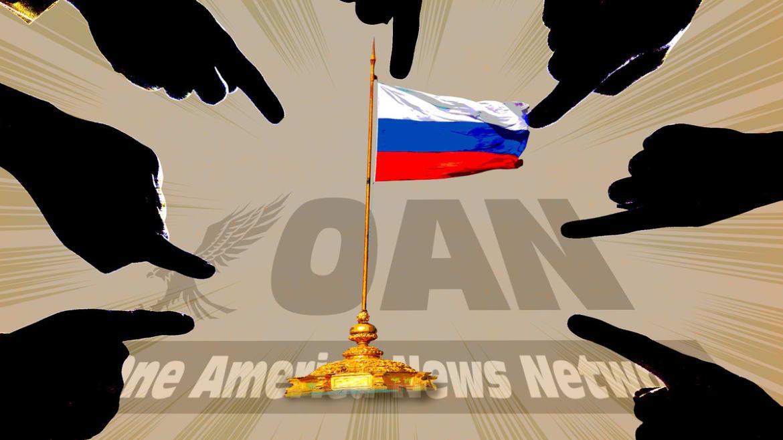 Pro-Trump Channel One America News Deploys a Former Kremlin Propagandist to Blast the Russia Hoax