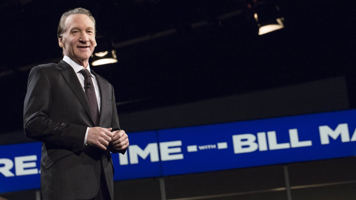 Bill Maher Mocks Fox News' Sean Hannity For Claiming He's Causing a Recession