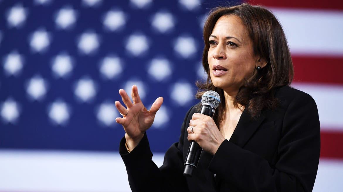 Kamala Harris Attended LA Fundraisers The Same Day She Missed Endorsement Interview