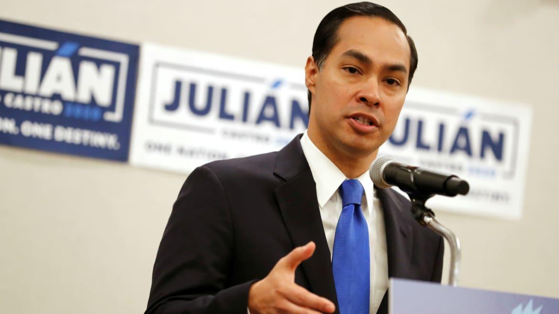 Julián Castro Campaign Fundraising Soars After Debate Performance