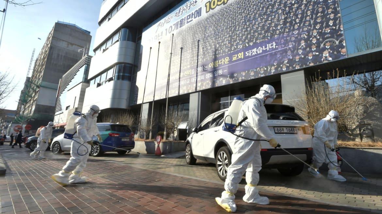 Coronavirus Spread by a Second Coming 'Cult' Has Put South Korea on 'Maximum Alert'