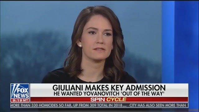 Fox News Contributor: Rudy Giuliani Is 'Transparently Corrupt'
