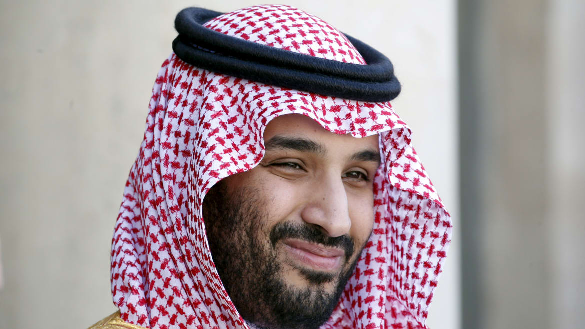 Saudi Crown Prince Appeared to Taunt Jeff Bezos Over Secret Affair Before Enquirer Exposé