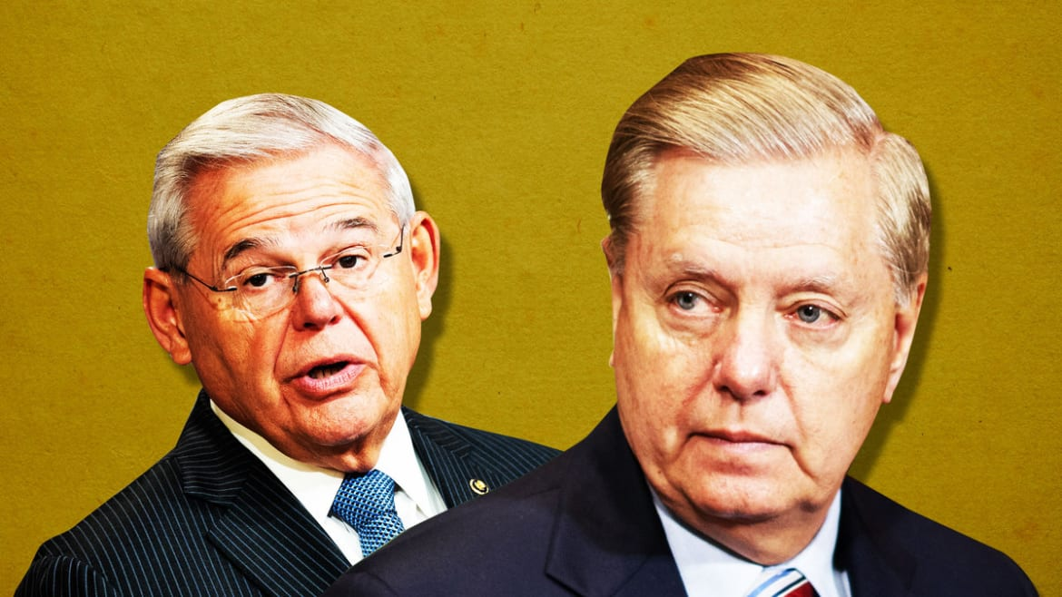 Menendez and Graham Partner Up to Craft a New Iran Deal