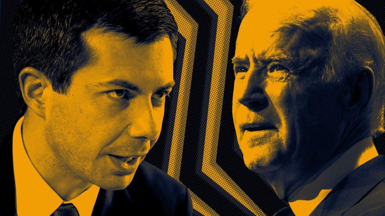 Cold War Between Biden and Mayor Pete Suddenly Burns Hot