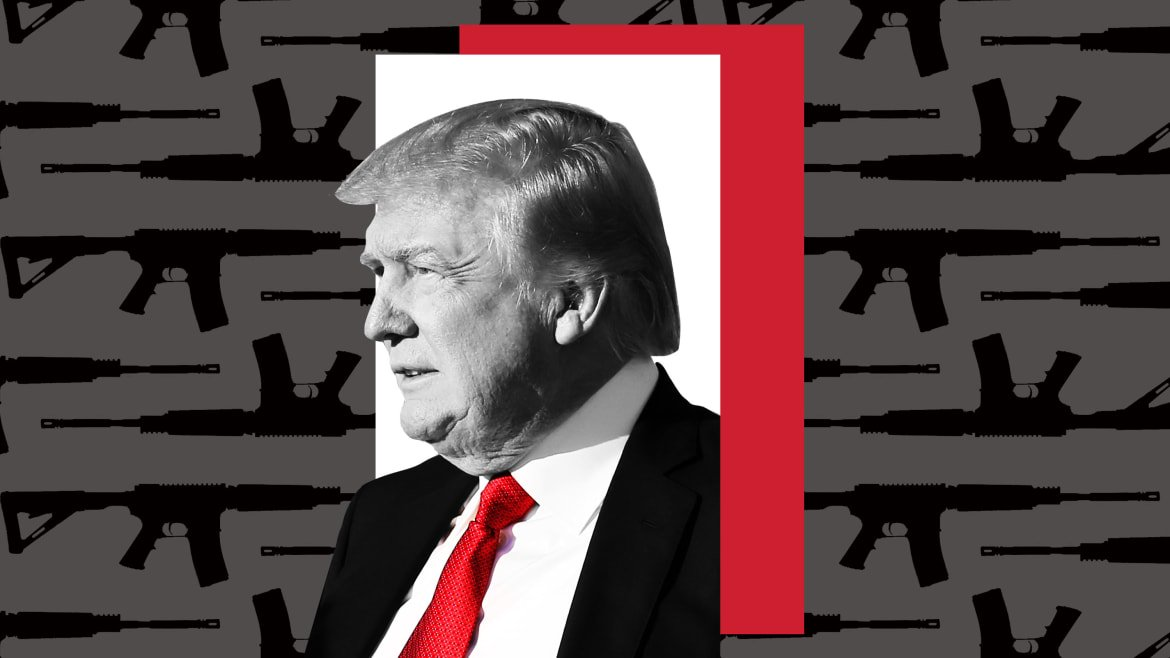 GOP Waits to See if Trump Will Protect It From the NRA Before Moving on Gun Laws