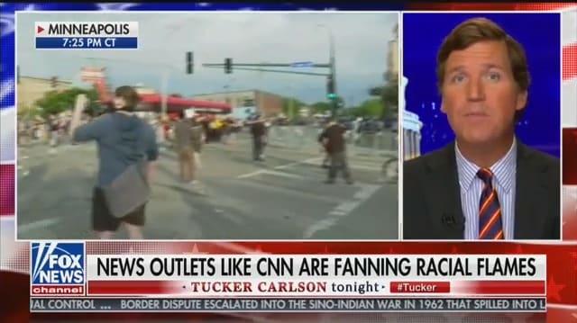Tucker Carlson: Minnesota Protests Over Police Killing a 'Form of Tyranny'
