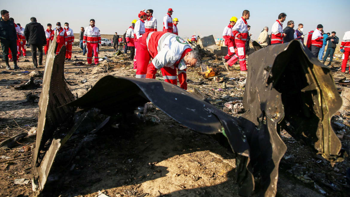 Ukraine Plane Crash: Roulette in the Sky