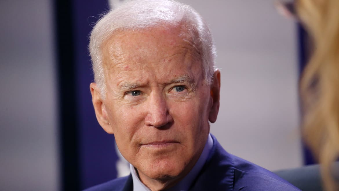Biden: I Was Wrong to Tout Work With Racist Senators