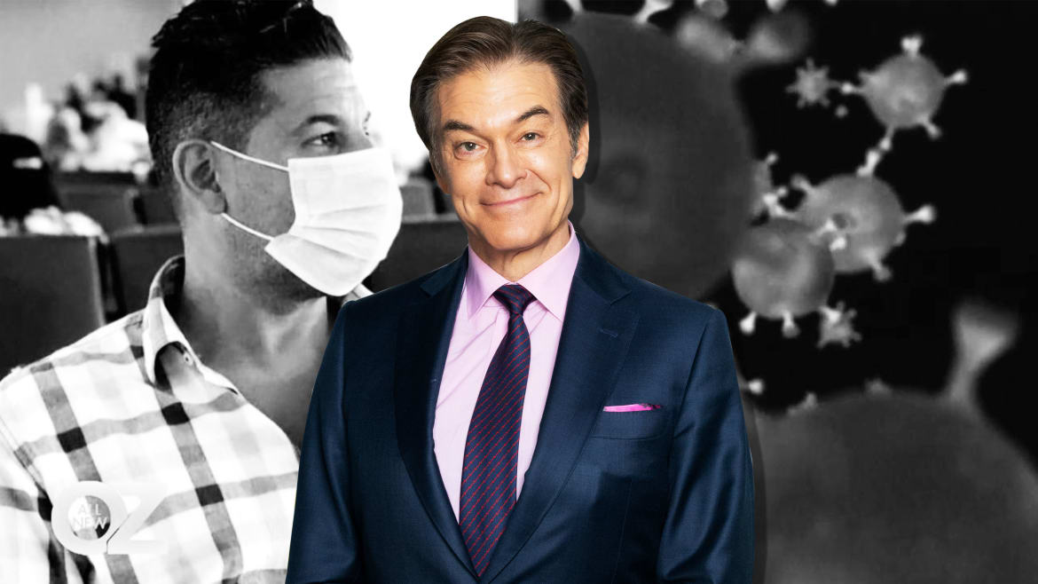 Why Is Alleged Quack Dr. Oz the Face of NBC's 'Coronavirus Crisis Team'?