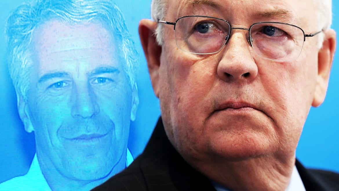 Fox News Hasn't Asked Paid Contributor Ken Starr About His Pedophile Client Jeffrey Epstein