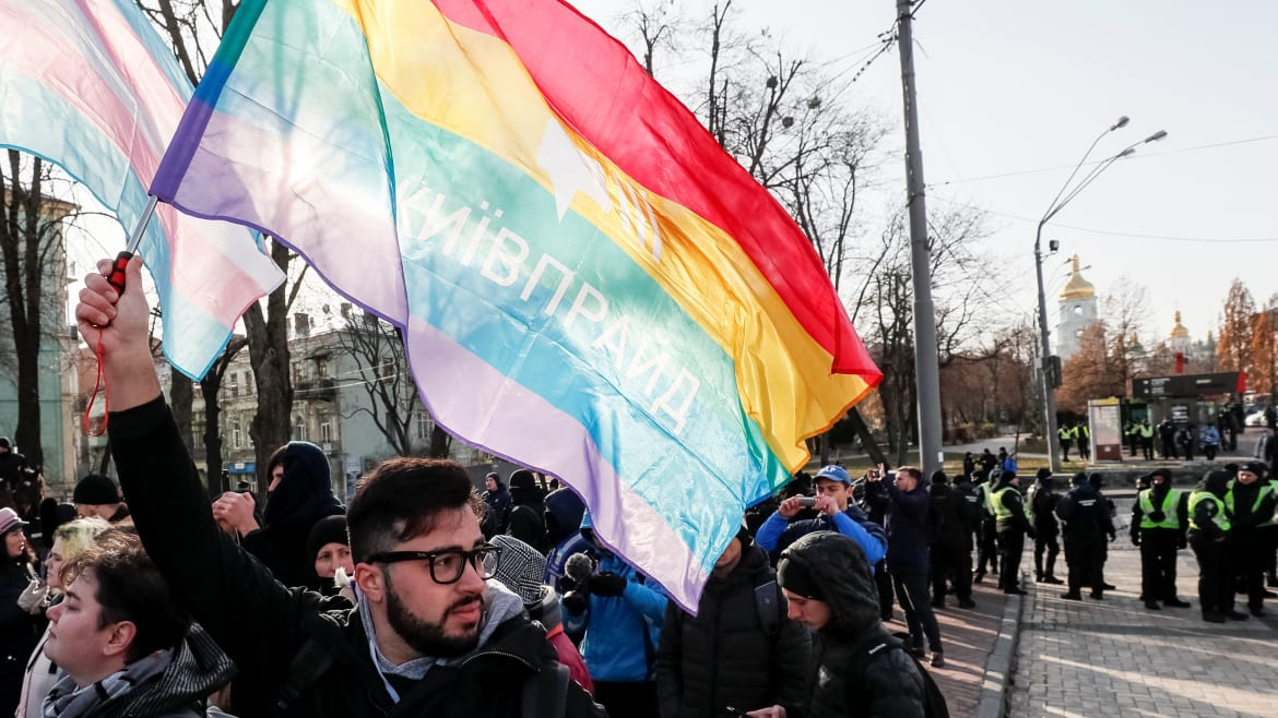Mike Pompeo Snubs Ukraine's Embattled LGBTQ Community