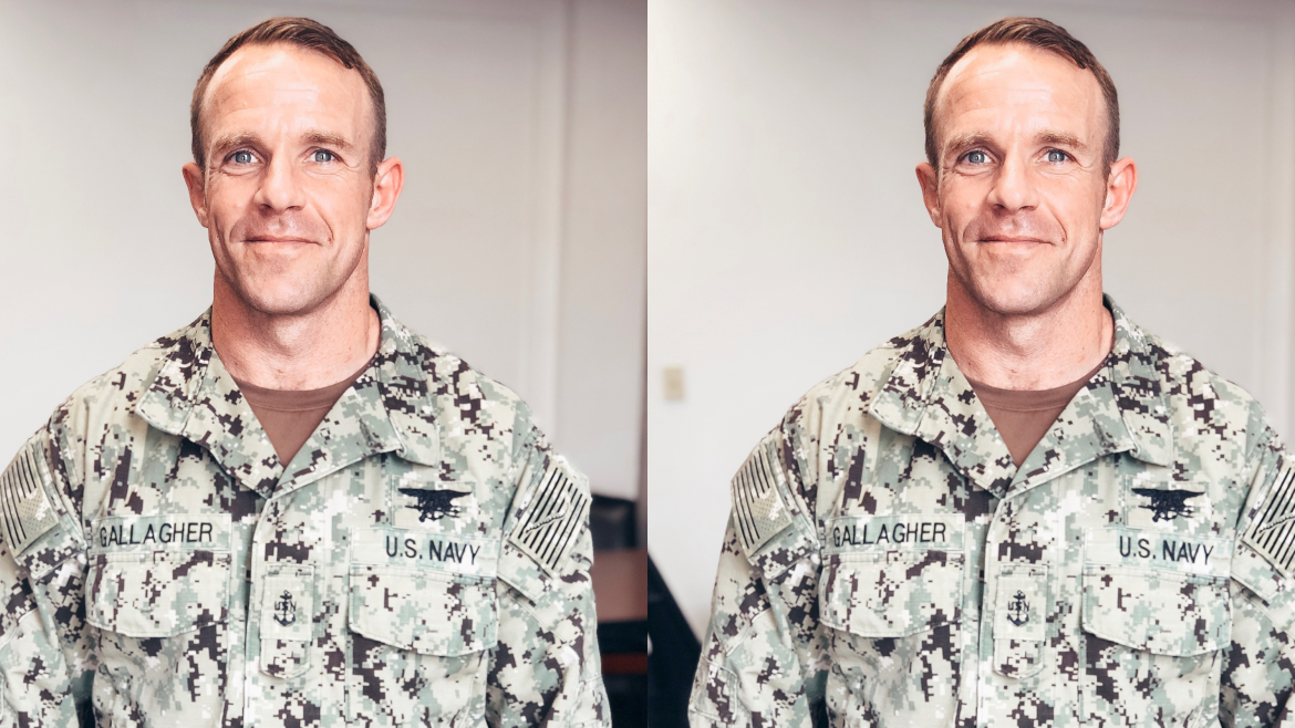 Navy SEAL Edward Gallagher Found Not Guilty of Murdering Teen ISIS Prisoner