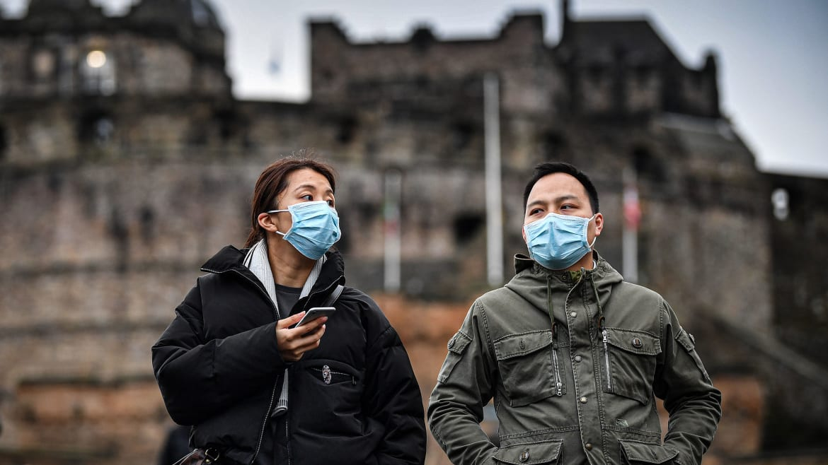 Coronavirus Has Europe Treating Chinese People Like the Plague