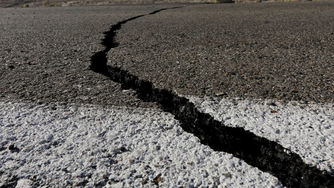 Southern California Rocked by 7.1-Magnitude Earthquake, Strongest to Hit Area in 20 Years