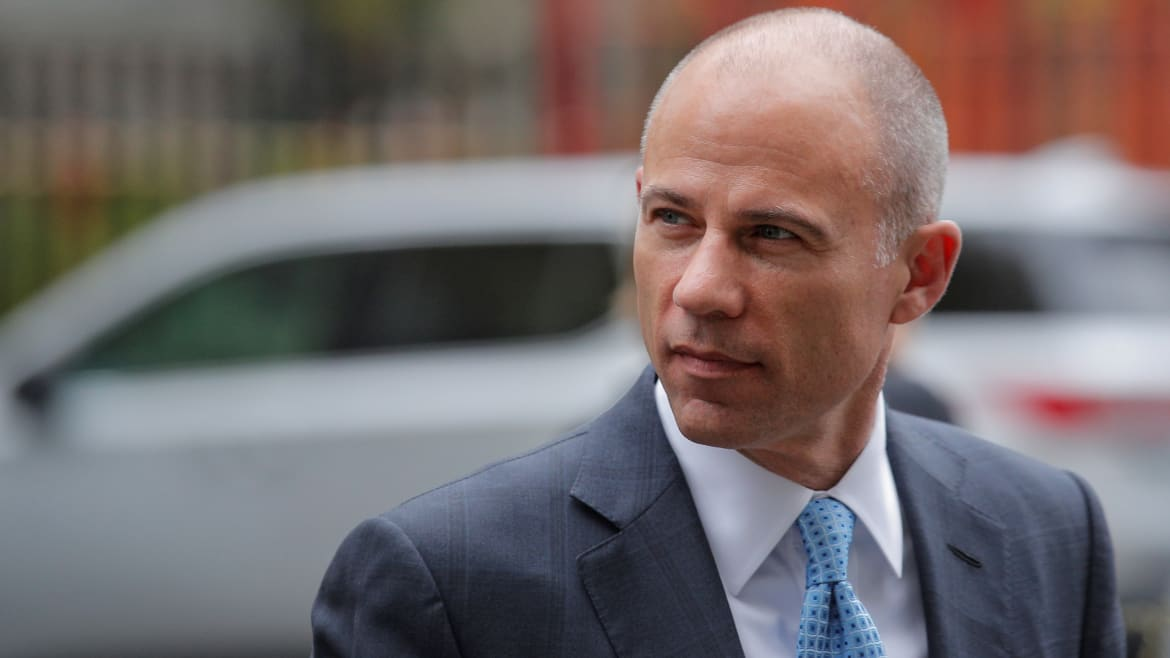 Businessman Bails Michael Avenatti Out of Jail After He's Granted Temporary Release Due to COVID-19